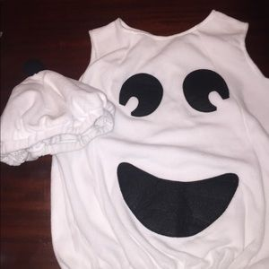 Pottery barn kids sz 4-6. Ghost costume